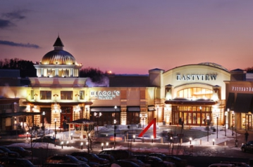 A detailed interactive map of Eastview Mall in Victor. The Eastview Mall is located in Victor, NY, southeast of Rochester on I This mall is anchored by The Bon Ton, Lord & Taylor, JC Penney, Macy's, and Sears.