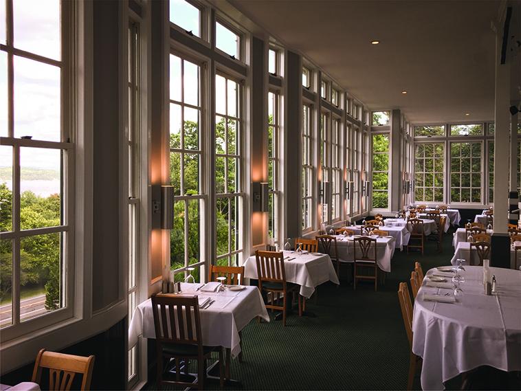 Inn At Taughannock Restaurant Finger Lakes Region Official