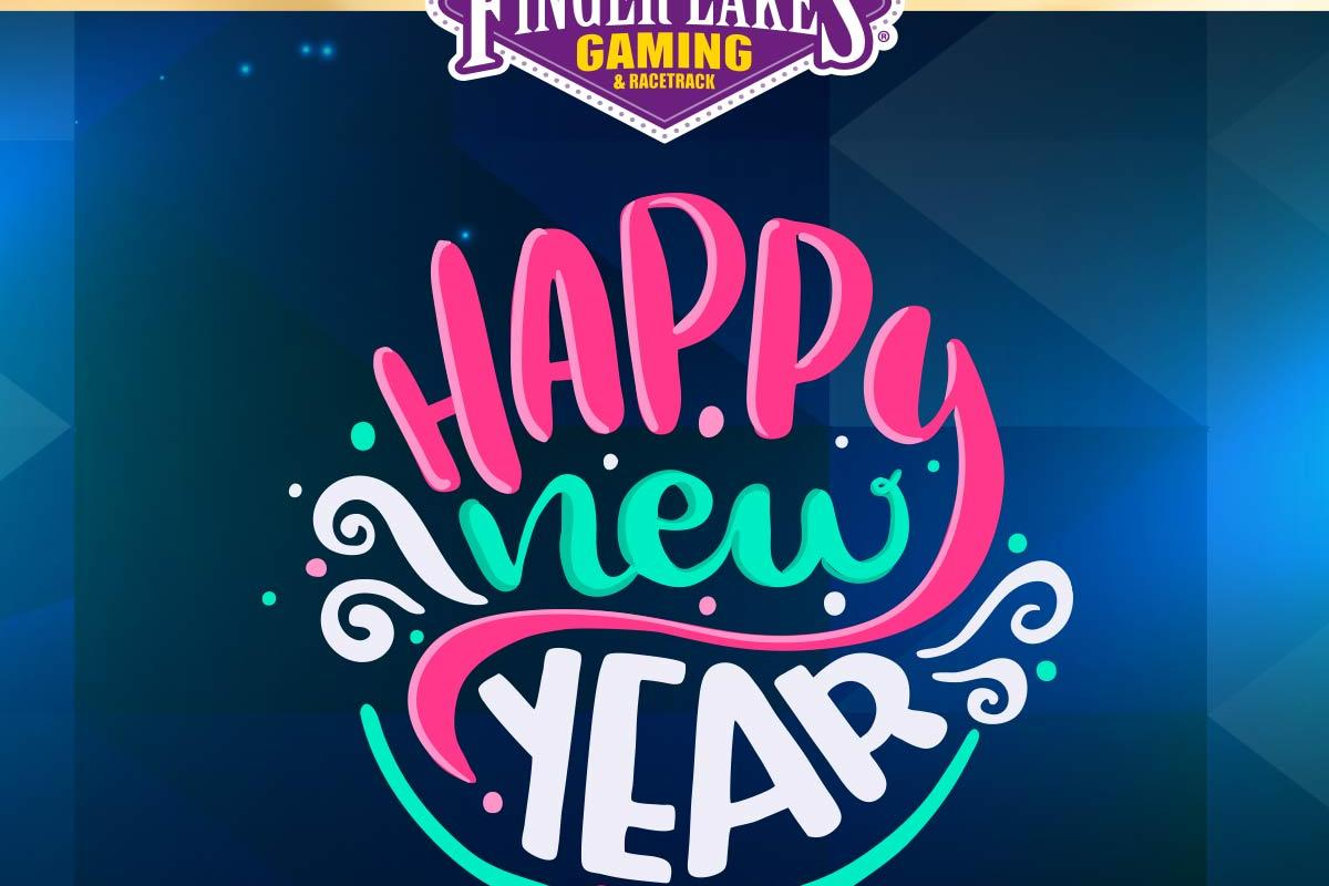 New Year's Eve Celebration at Finger Lakes Gaming ...