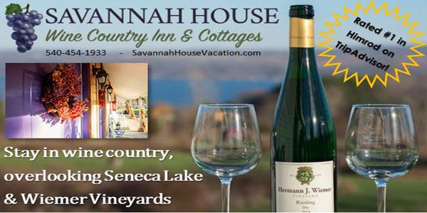 Savannah House - Wine Country Inn & Cottages