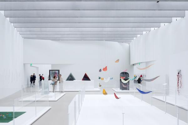 Contemporary Art + Design Wing by Iwan Bann