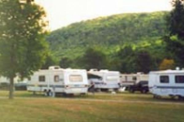 rvs in the grounds