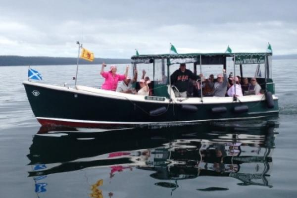 Seneca Wine Boat Tours