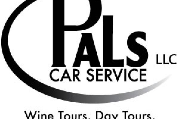 logo for pals car service
