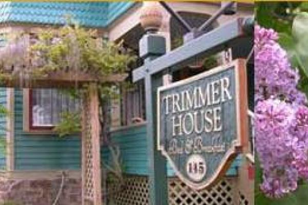 photo of Trimmer House