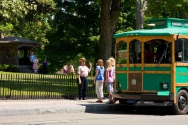 Park and Trolley