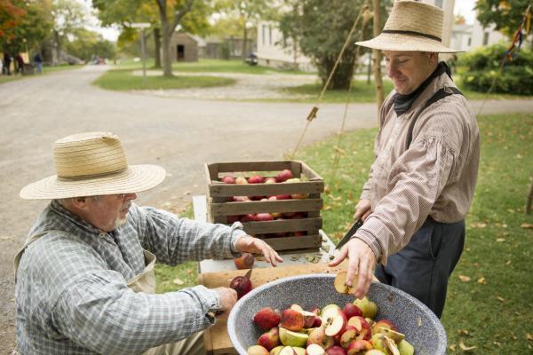 ag fair fruit apples