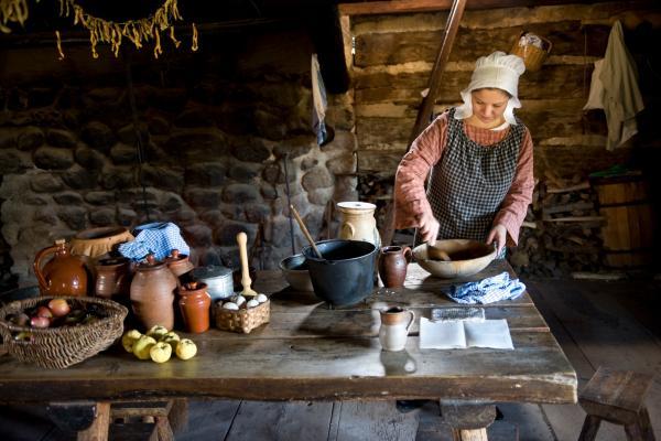 preparing for winter kitchen interpreter
