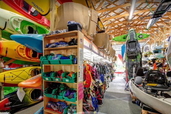 We have years of experience finding our customers the perfect kayak for them!