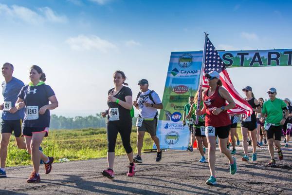 Gorges Ithaca Half Marathon 2018