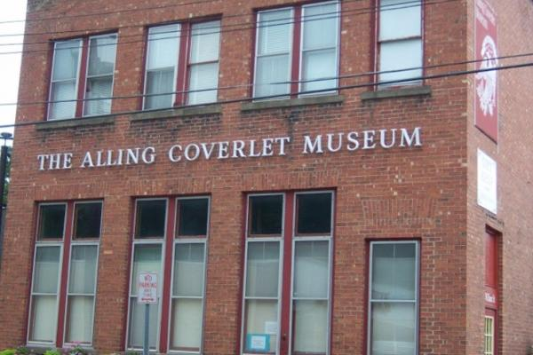 Alling Coverlet Museum