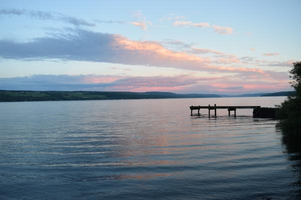 Overlook Cottage Vacation Rental on Seneca Lake