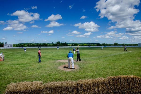 base ball field