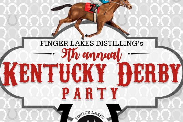 Find your finest Derby hat and join us for a Mint Julep!