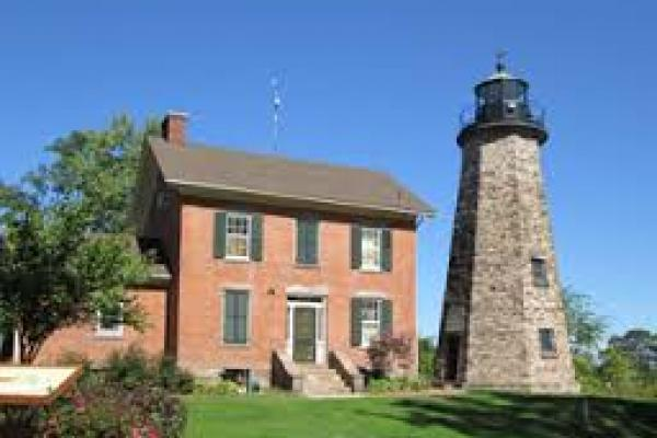 Charlotte Genesee Lighthouse: Finger Lakes Region, NY Official Guide