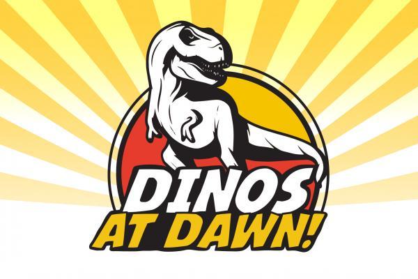 Dinos at Dawn