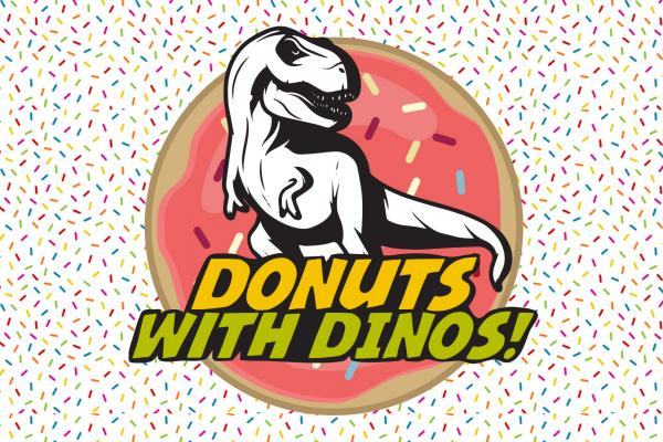 Donuts with Dinos