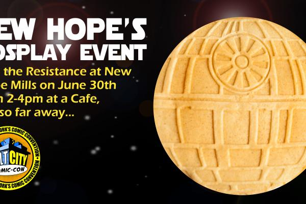 New Hope's Cosplay Event