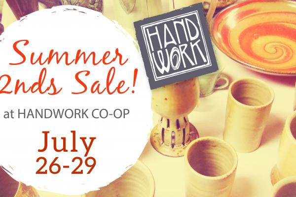 Summer 2nds Sale at Handwork