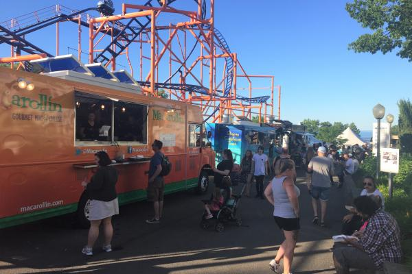 Food Truck Rodeo Night at Seabreeze