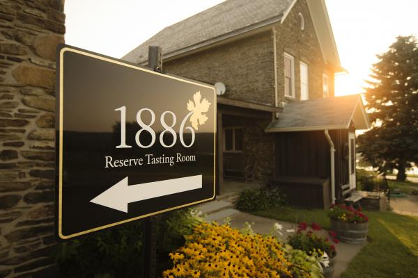 1886 Food and Wine Experience
