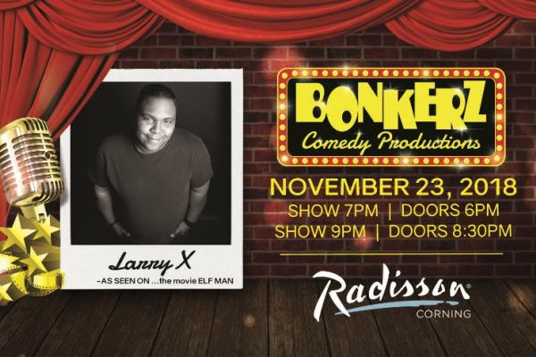 Bonkerz comedy is back for 2 shows, one night only!