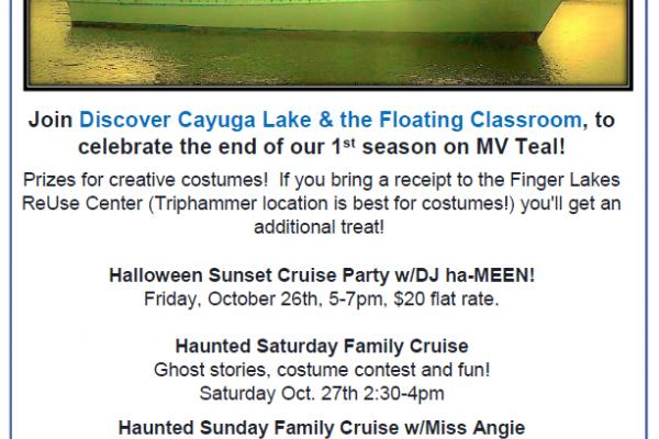 creepy cruises details