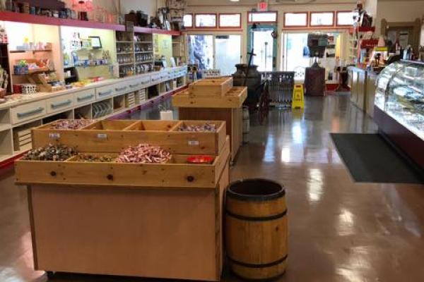 Candy, Chocolates, ice cream, penn yan