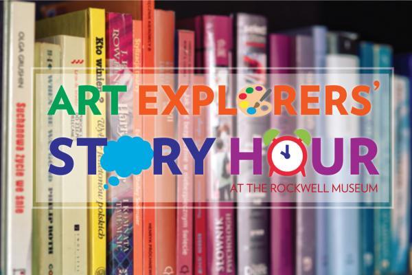 Art Explorers' Story Hour