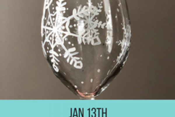 Jan Winter Wine and Paint