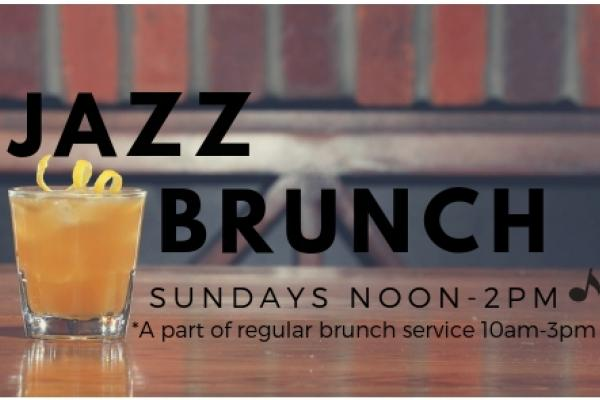 Jazz Brunch at Coltivare Sundays noon-2 pm. A part of regular brunch service 10am-3pm