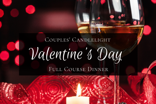Couples' Candlelight Valentine's Day Dinner