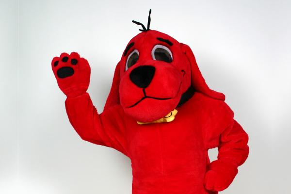 Clifford's Valentine Fun
