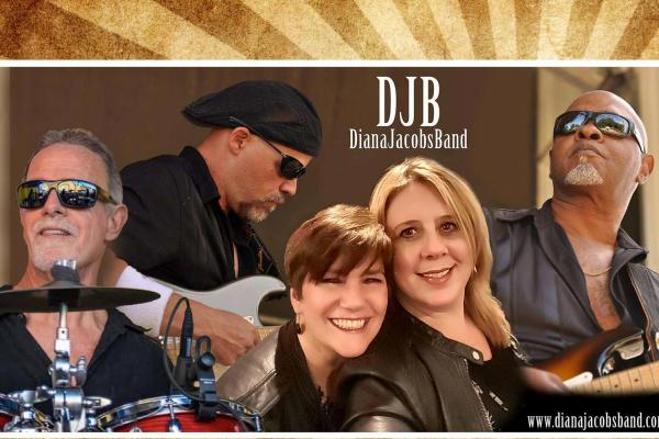 Friday Night Deck Party featuring The Diana Jacobs Band