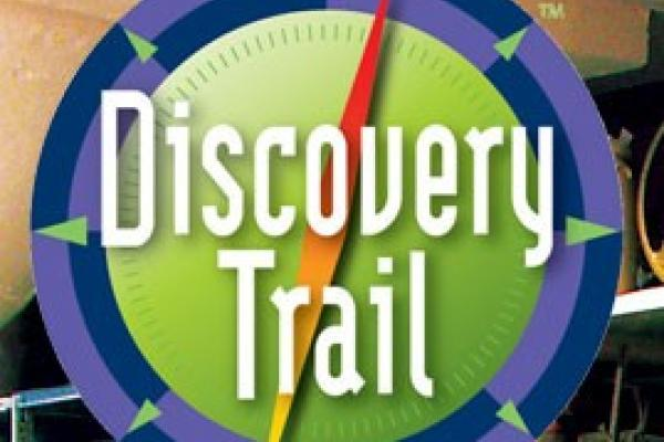 discovery trail logo