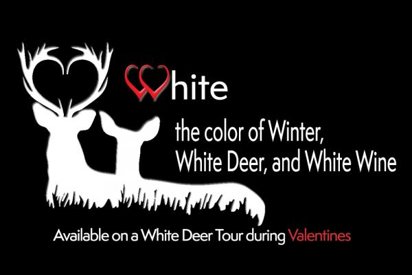 Valentines Special White Deer Tours
