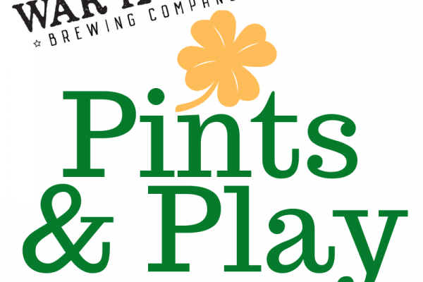 St. Patricks Day corn hole tournament at Three Brothers Wineries