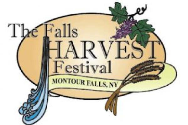 Falls Harvest Festival Logo