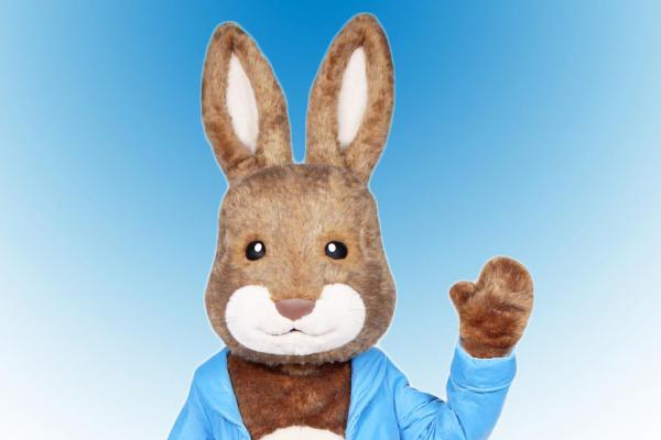 Peter Rabbit Garden Party