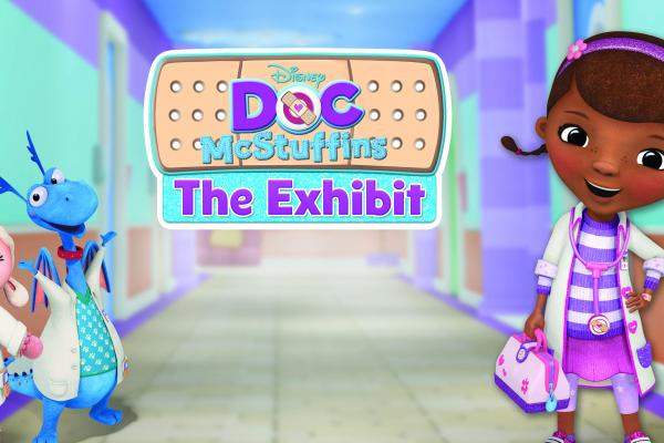 Doc McStuffins: The Exhibit Closing