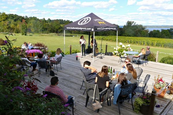 Live music every Saturday all summer long!
