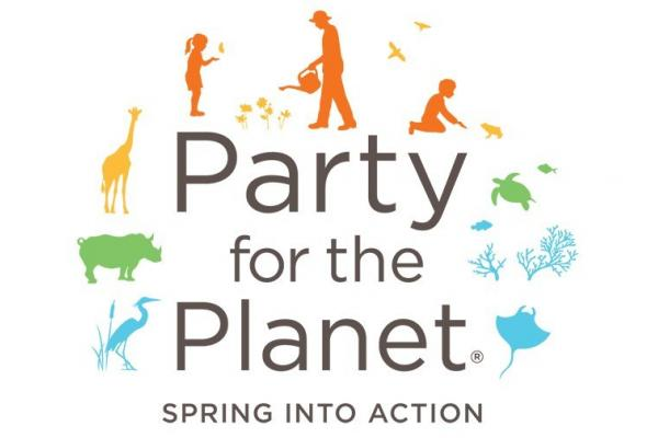 Party for the Planet, Spring into Action