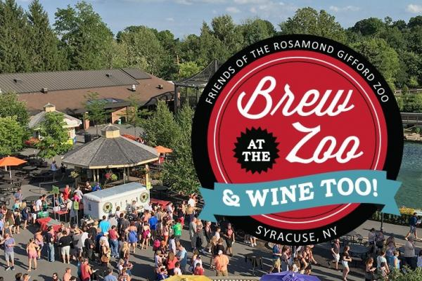Brew at the Zoo & Wine, Too!