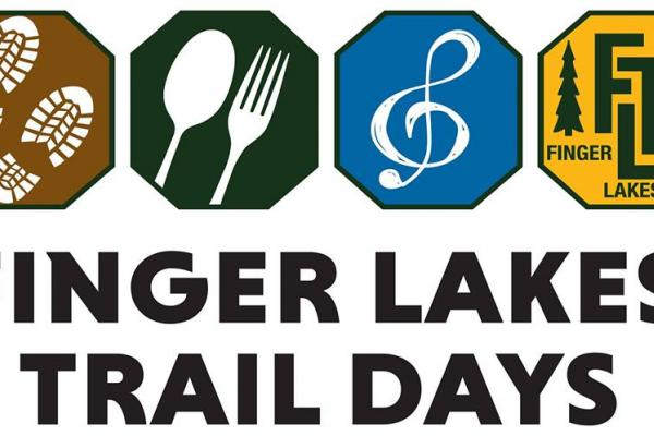logo for Finger Lakes Trail Days