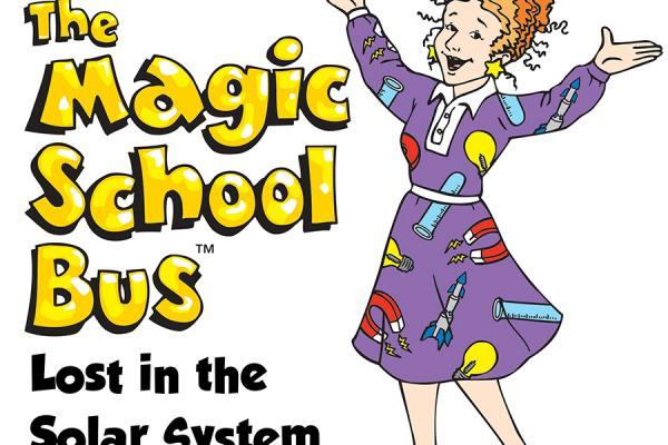 The Magic Schhol Bus: Lost in the Solar System