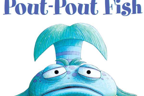 The Pout-Pout Fish Logo