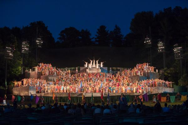 HILL CUMORAH PAGEANT IMAGE