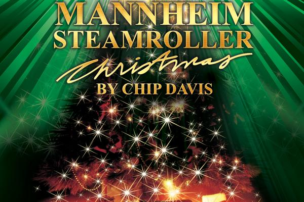 Mannheim Steamroller Christmas By Chip Davis