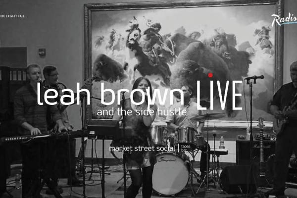 Leah Brown Live at Market Street Social