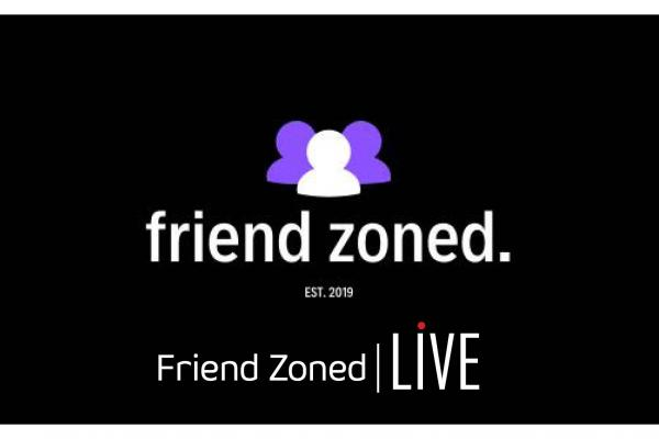 Friend Zoned Live at Market Street Social